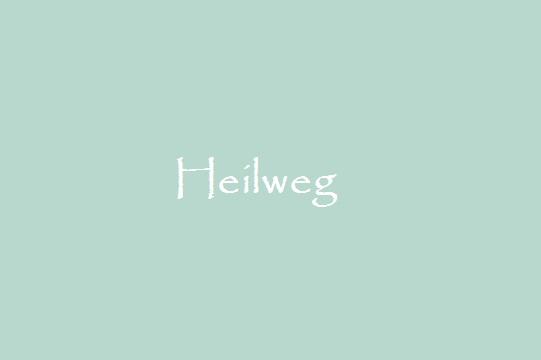 Heilweg